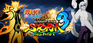 NARUTO SHIPPUDEN Ultimate Ninja STORM 3 Full Burst Free Download