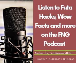 FutaNewsandGist Podcast