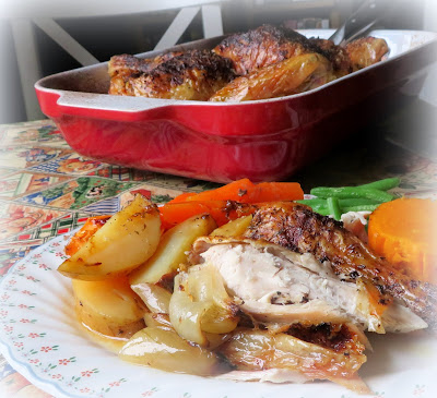 Another Roast Chicken