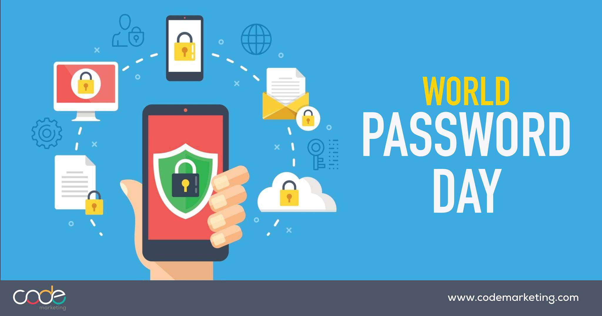 World Password Day Wishes Lovely Pics
