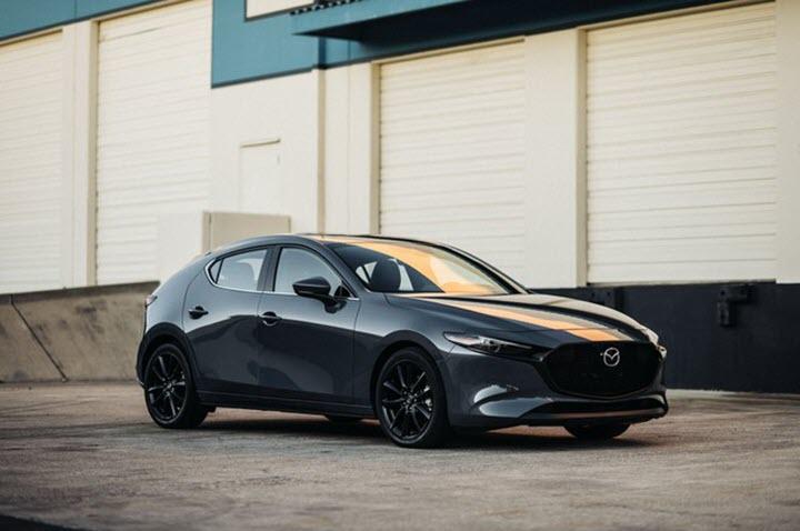 Mazda3 có thêm phiên bản động cơ 2.5 tăng áp