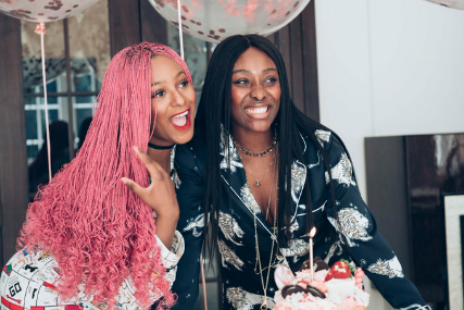 Me and my Sister Tolani are still single –DJ Cuppy