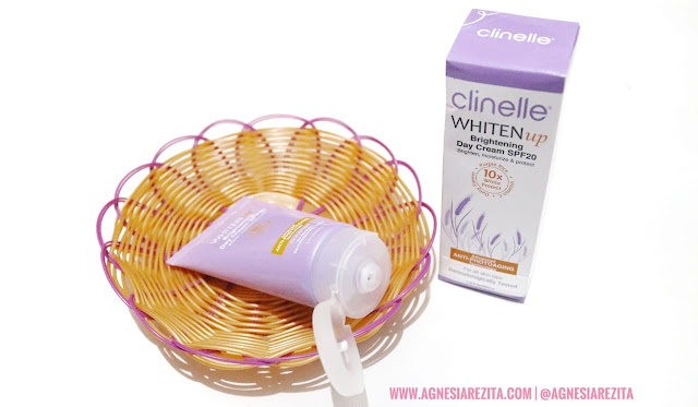 Clinelle WhitenUp Brightening Day Cream SPF 20