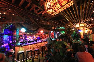 Tiki và những yếu tố cần thiết của một Tiki Bar