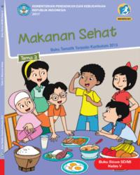 Buku tema 3 Siswa Kelas 5 k13 2017