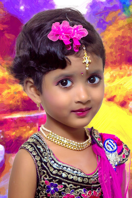Indian cute girl