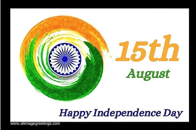 Independence Day of India, 15 August