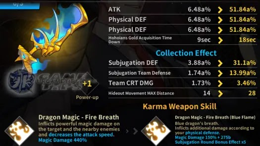 Lucid Adventure: Idle RPG - Heart Heater Blessed Karma Weapons 2
