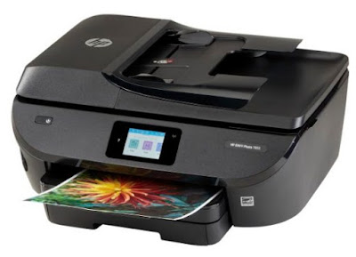 HP ENVY Photo 7855 All-in-One Printer Review - Free Download Driver