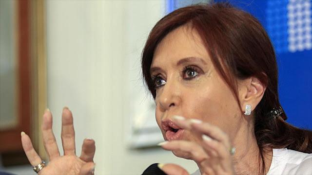 Fernández: Macri ejerce políticas tipo 'yogur' en Argentina