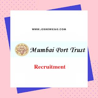 Mumbai Port Trust Recruitment 2019 for Technician Apprentices (12 Vacancies)