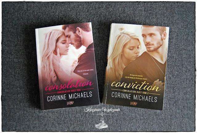 "Poznajcie historię ""Consolation Duet"" Corinne Michaels"