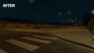 ets2 mods, recommendedmodsets2, ets2 realistic mods, sisl's mods, ets2 real lights, euro truck simulator 2 mods, ets 2 city lighting v1.32 screenshots2