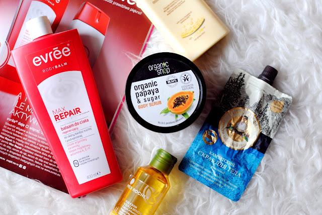 Produkty do pielęgnacji ciała