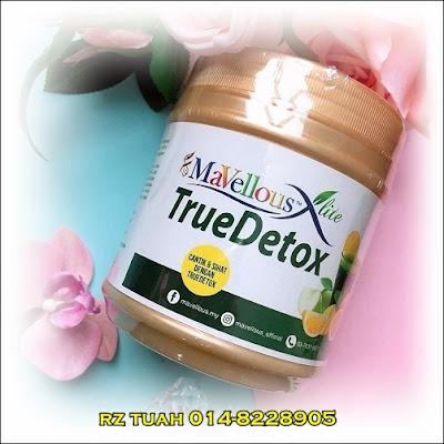 true detox mavellous xlite