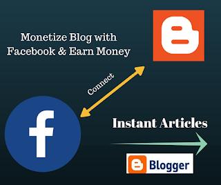 Facebook Monetization With Blogger
