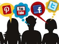 Orang Tua Harus Pantau Saat Anak Bermain Sosial Media