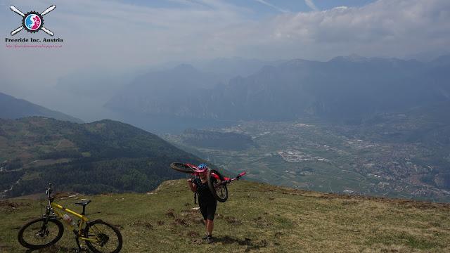 Mountainbike Tour Monte Stivo
