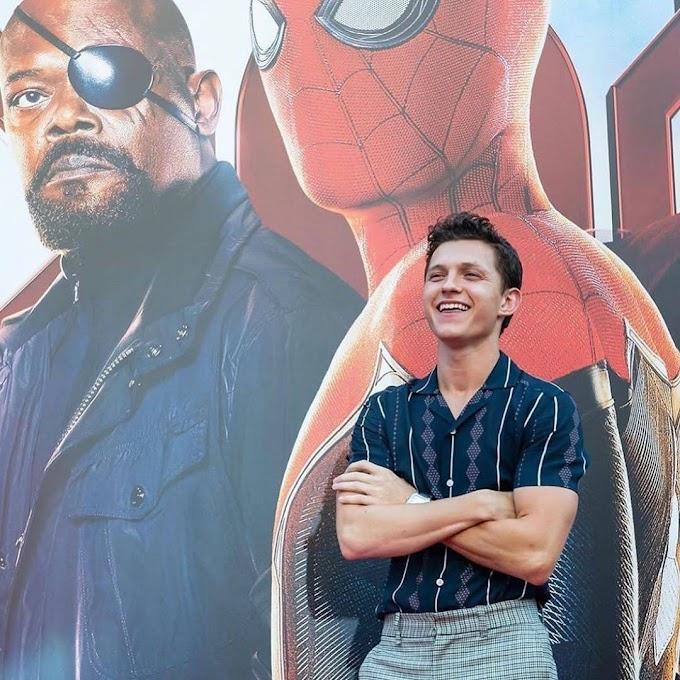 スパイダーマンのトムがインスタを休止😲 SNS から離れて、自分の本当の現実を見つめてほしい‼️