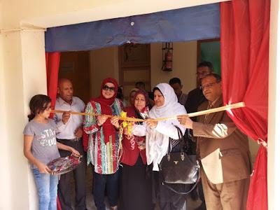 افتتاح المعرض السنوى لمركز تنمية القدرات الصحفية لصيف ٢٠١٩ بكفرالشيخ  وتكريم موسى وعليبة وتوجية الصحافة