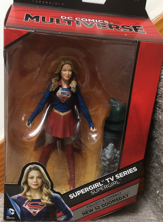 Action Figure Archive: Supergirl...