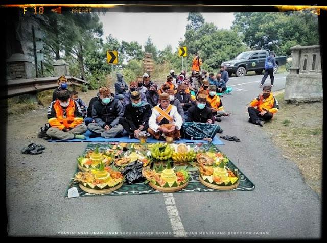 Tradisi Adat Unan-unan Suku Tengger