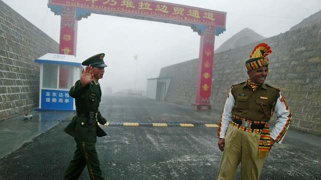 "The Chinese government is clear that it wants peaceful resolution for which withdrawal of Indian troops from the area is a ""pre- condition. Luo Zhaohui, the Chinese ambassador to India, said on Tuesday that the ""ball is in India's court"""
