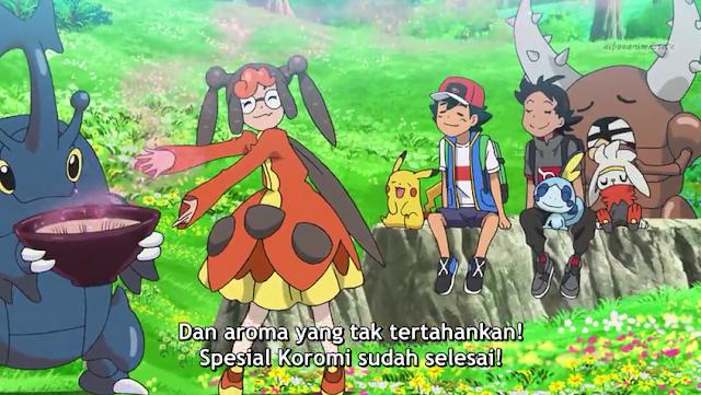 Pocket Monsters (2019) Episode 33 Subtitle Indonesia