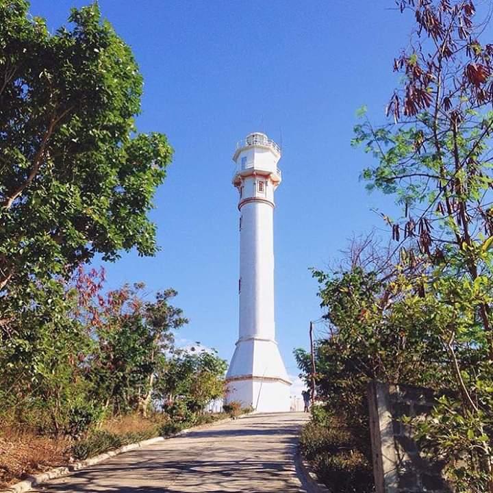 Cape Bolinao Lighthouse of Bolinao, Pangasinan