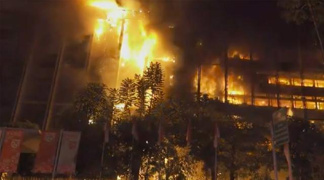 Gedung Kejaksaan Agung RI Kebakaran, Dokumen Penting Ikut Ludes?