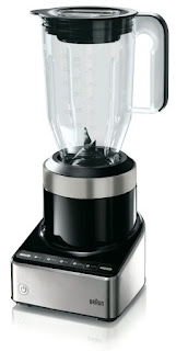 The Braun PureMix Countertop Blender is a great registry item to keep you healthy.
