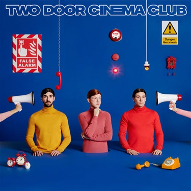 Two Door Cinema Club – False Alarm (2019) CD Completo