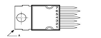tda8172-pin-connection-schematic-diagram