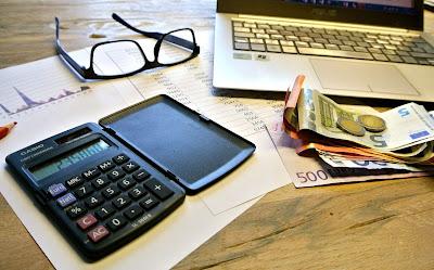 Calculadora y facturas