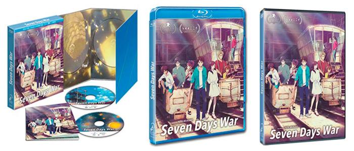 Seven Days War - Selecta Visión
