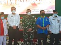 Pangda Garda Kamtibmas Indonesia Sumut Menghadiri Undangan Sosialisasi Tangkal Radikalisme dan Separatisme di Kodam I/BB