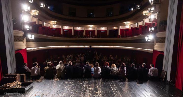 Programul de spectacole pentru luna iunie la Teatrul Municipal Bacovia!