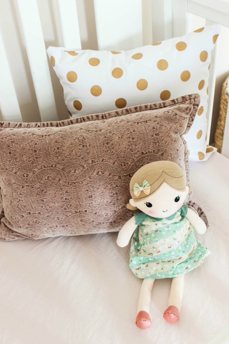 nursery pillows Target