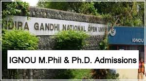 Indira Gandhi National Open University (IGNOU) PhD Admission 2020 Eligibility Application Dates /2020/06/IGNOU-PhD-Admission-2020-Eligibility-Application-Dates.html