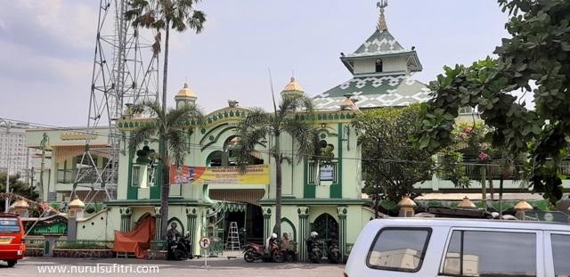 80 Foto Gambar Masjid Lawang Sewu Kekinian