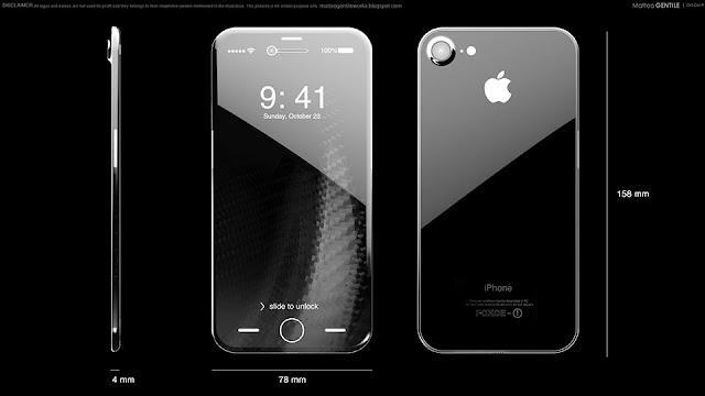 """Vẻ ngoài độc đáo và tính năng sạc không dây hiện đại có thể """"hại"""" iPhone X"""