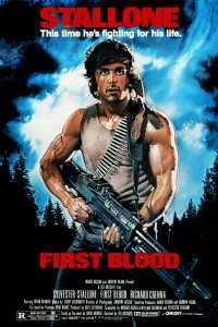 First Blood (1982) Hindi + Telugu + Tamil + Eng Full Movie 480p