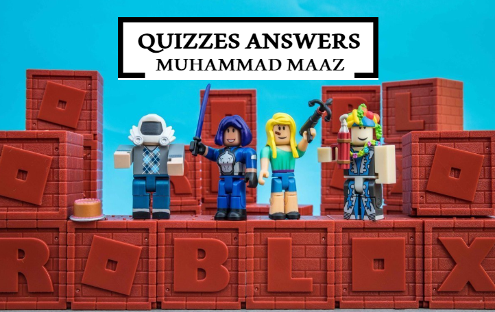Roblox Knowledge Quiz 20 Questions Answers Persian Load Where