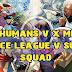 #Podcast - Comikeando: Inhumanos v X-Men | Civil War II | Justice League v Suicide Squad | Nuevo Evento de Marvel