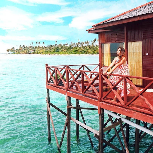 Pulau Maratua Kalimantan Timur