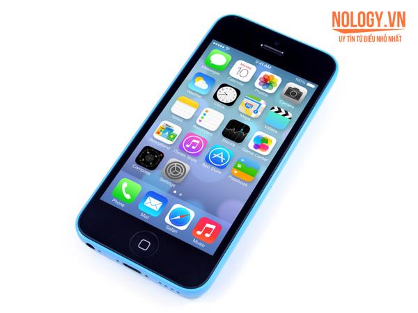 Màn hình Iphone 5c sắc nét