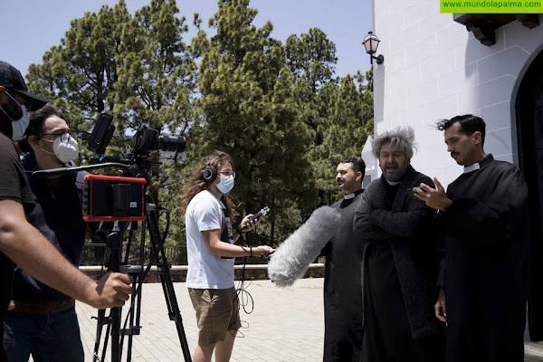 Algoritmo' se alza con el premio Estrella del público al cortometraje más destacado del XVI Festivalito La Palma