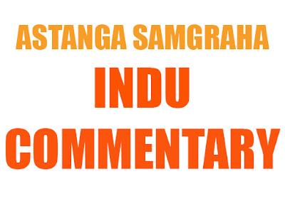 komentator astanga samgraha
