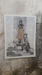 Photos: EVENT / Festival da Água e do Tempo, Clepsidra 2018 (19 - Estórias da Minha Terra, Lígia Fernandes, Rua da Costa), Castelo de Vide, Portugal