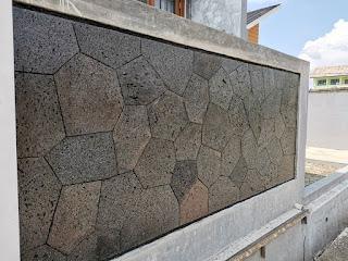 garden style-pasang batu alam